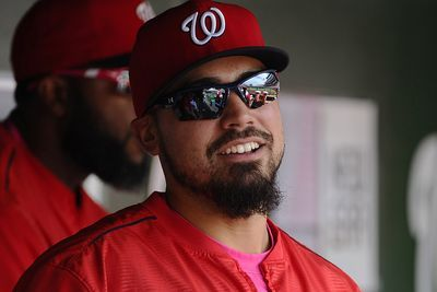 Washington Nationals' sputtering offense could use a jolt... can Anthony Rendon provide it?