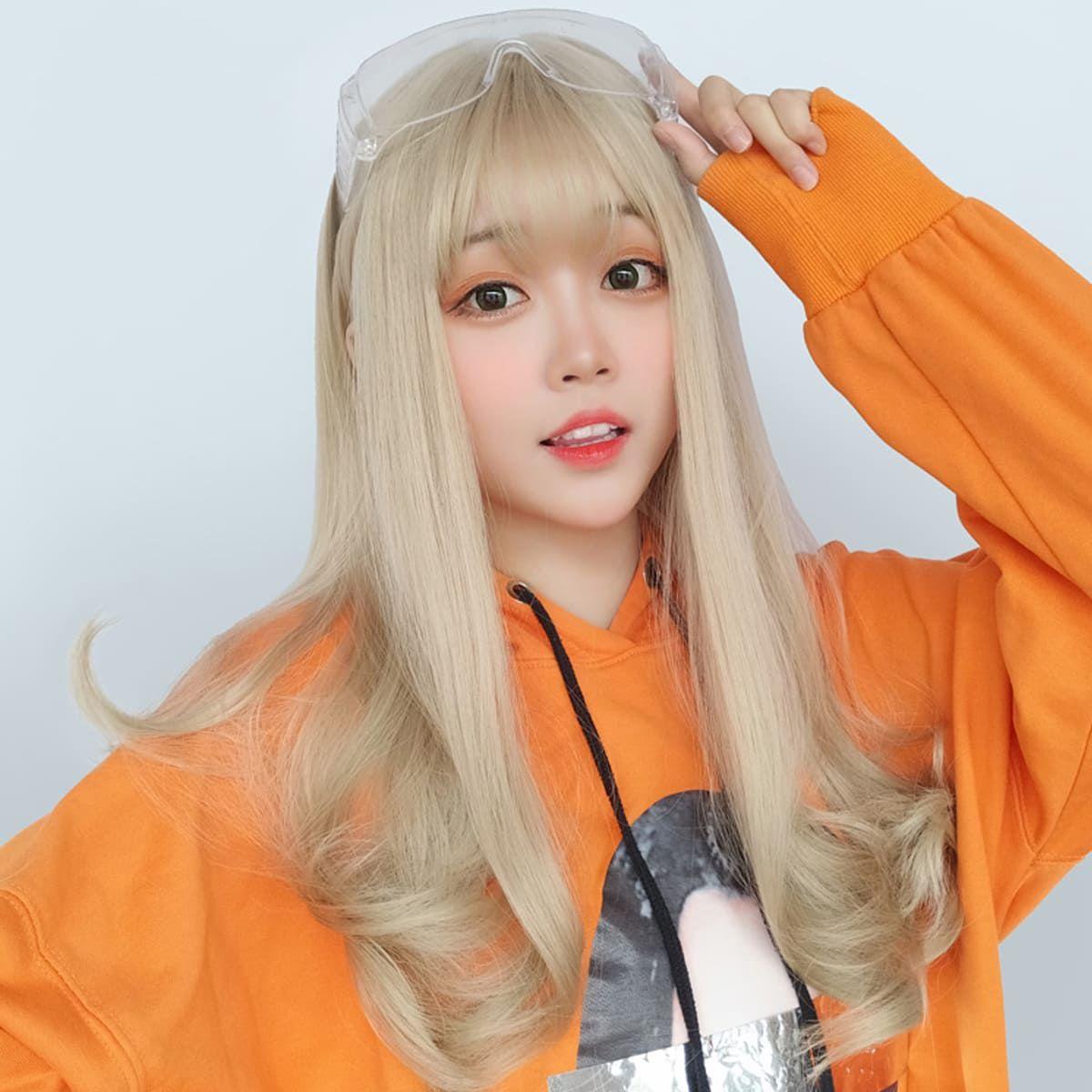 Mechas Egirl Hair Haircolor In 2020 Hair Inspo Color Hair Color Streaks Aesthetic Hair