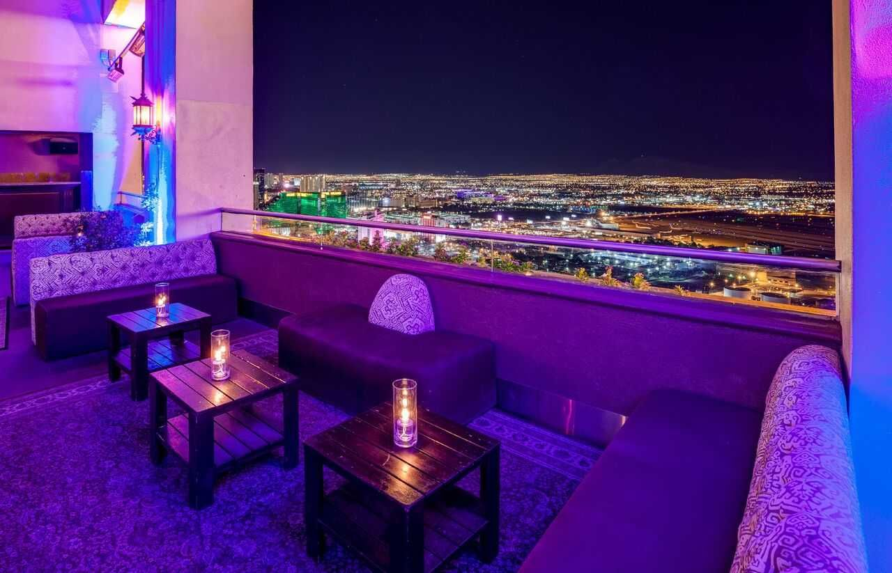 The Best Rooftop Bars in Las Vegas | Best rooftop bars ...