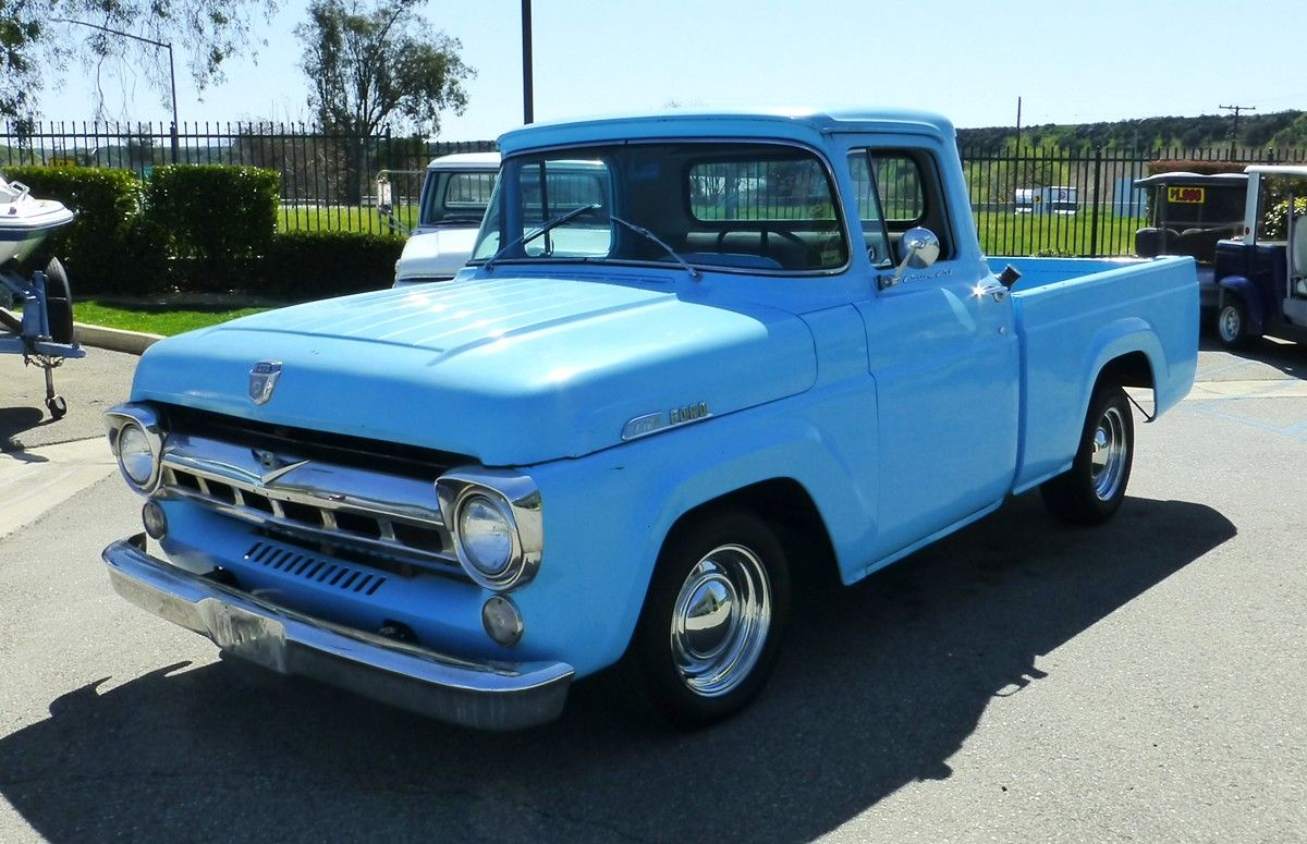 1957 ford f100 stock google search