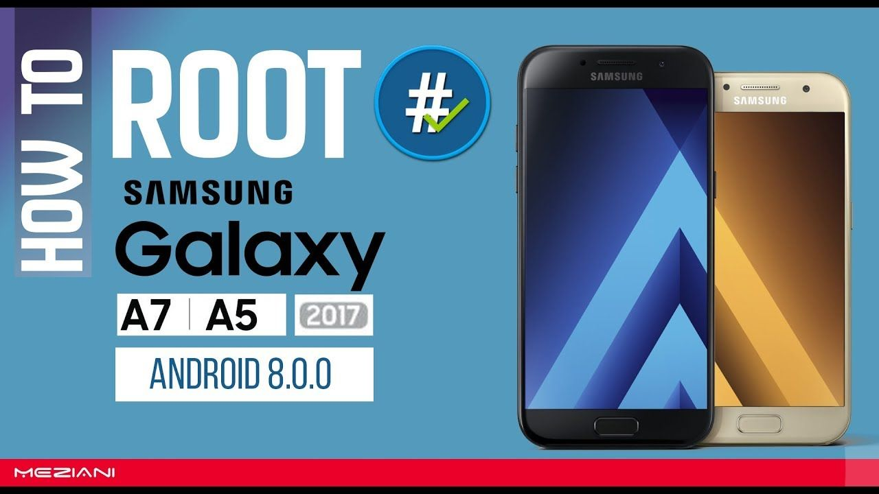How To Root And Install Twrp Recovery Mode Samsung Galaxy A5 A7 2017 Mode