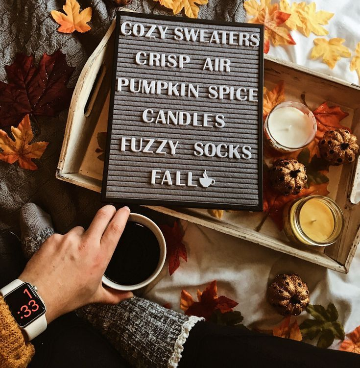 pinterest: natalyelise7 ✰ #helloautumn