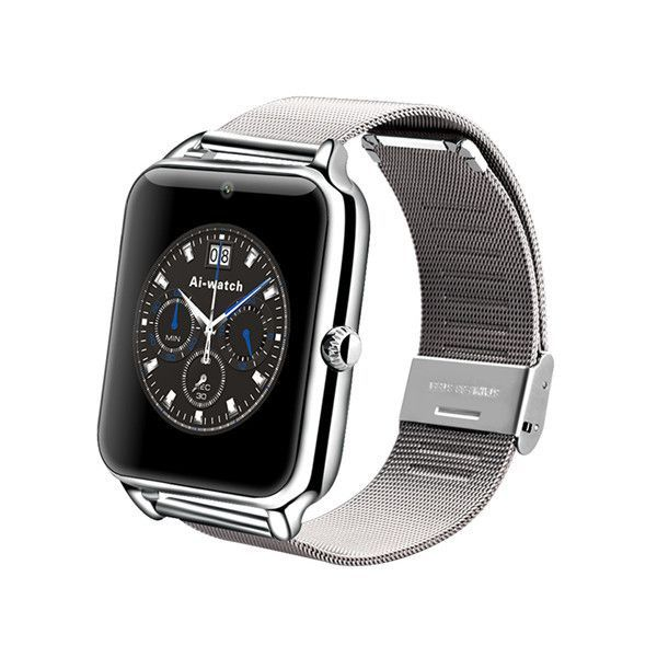 new arrival Bluetooth Smart Watch Z50 2G Internet SIM TF Card Apple Android Phone T30
