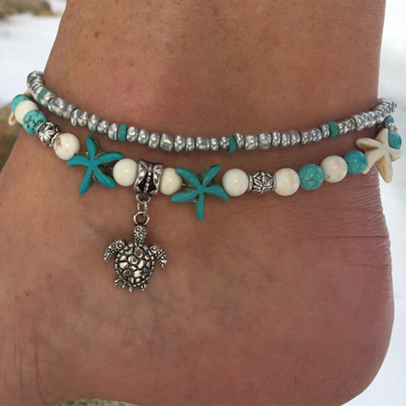 beautiful women for silver anklet shopping anklets online