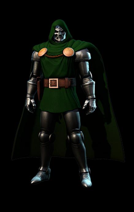 Marvel Heroes 2015 Doctor Doom Classic Costume Doom Classic Marvel Heroes Mortal Combat