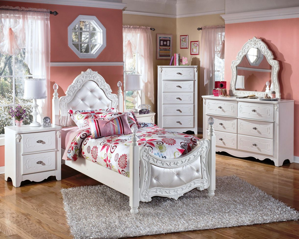 Princess Style Bedroom Furniture - What is the Best Interior Paint ...