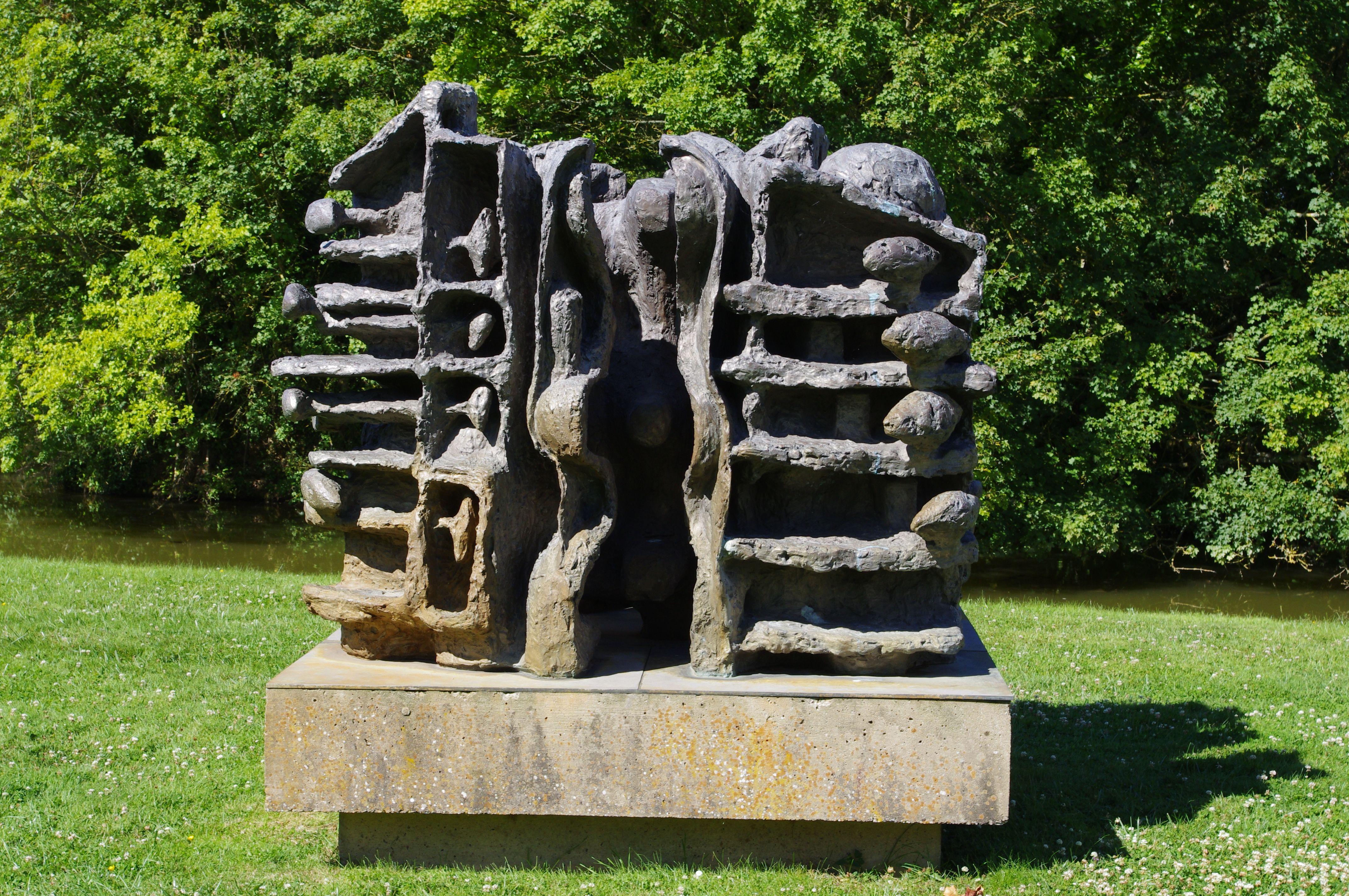 Le Bois Orcan Parc De L Athanor Parc De Sculpture D Etienne