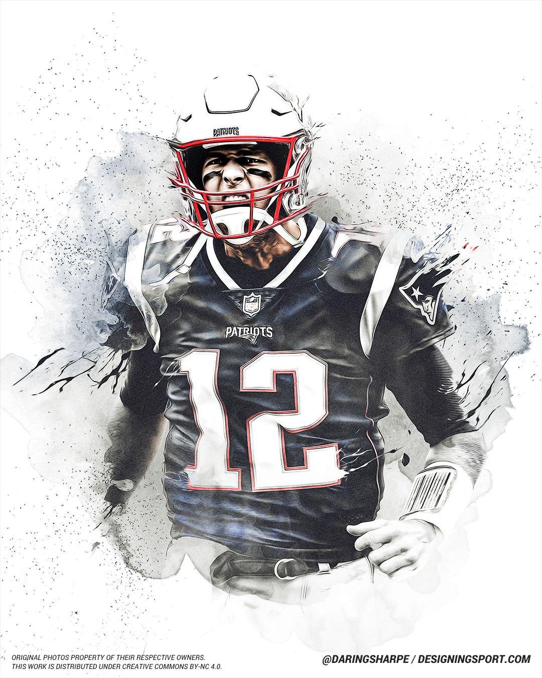 Tom Brady New England Patriots Patriots New England Patriots Patriots Football Team
