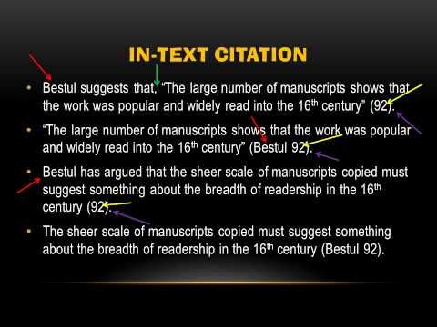 Mla In Text Citation Step By Guide Teaching Writing Einstein Quote Education How To Paraphrase