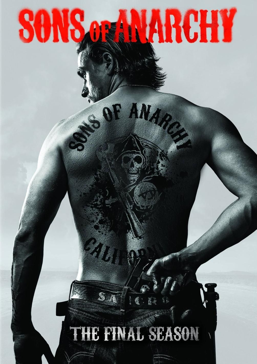 Final Ride BluRay/DVD cover art: | Sons of anarchy ...