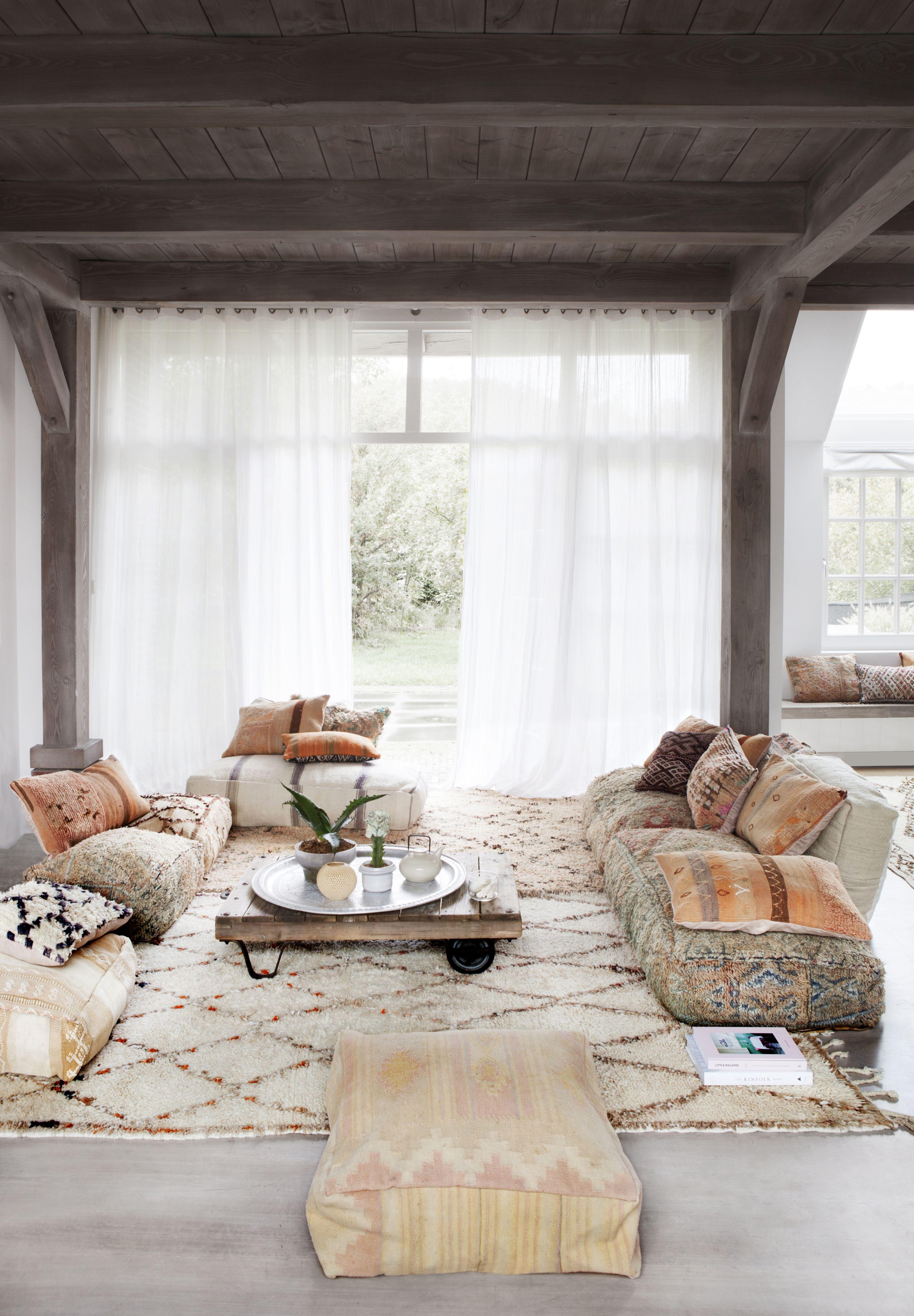Moroccan Berber rugs | Kilim Pillows | Handira