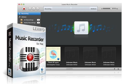 23+ Leawo Music Recorder 3 for MAC  1 Year License Key Just For $2.00 Instead Of $19.99