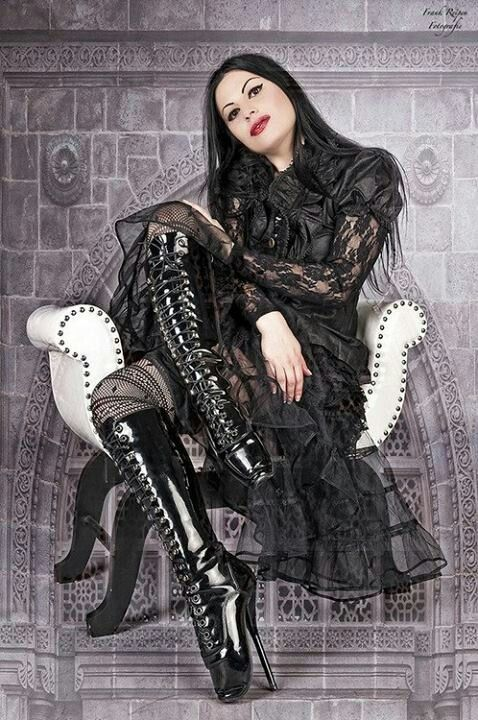 gothic female domination