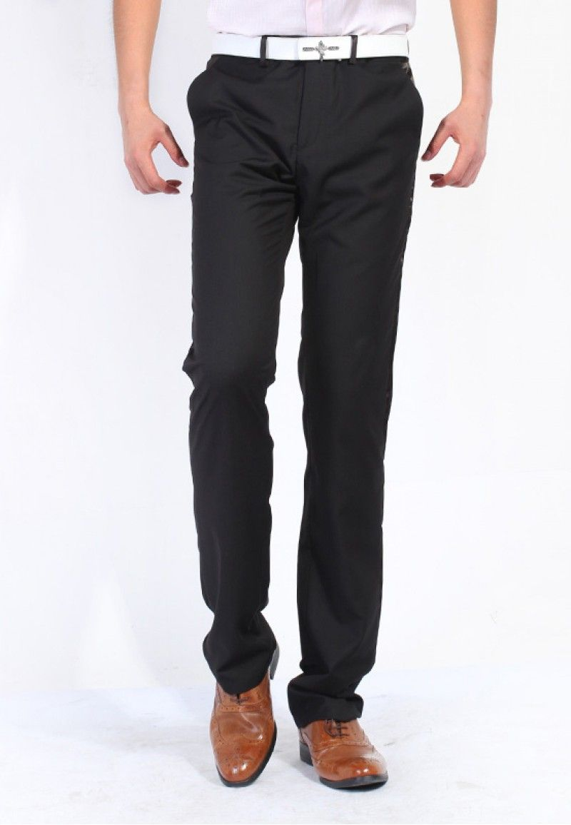 Straight Pants For Men