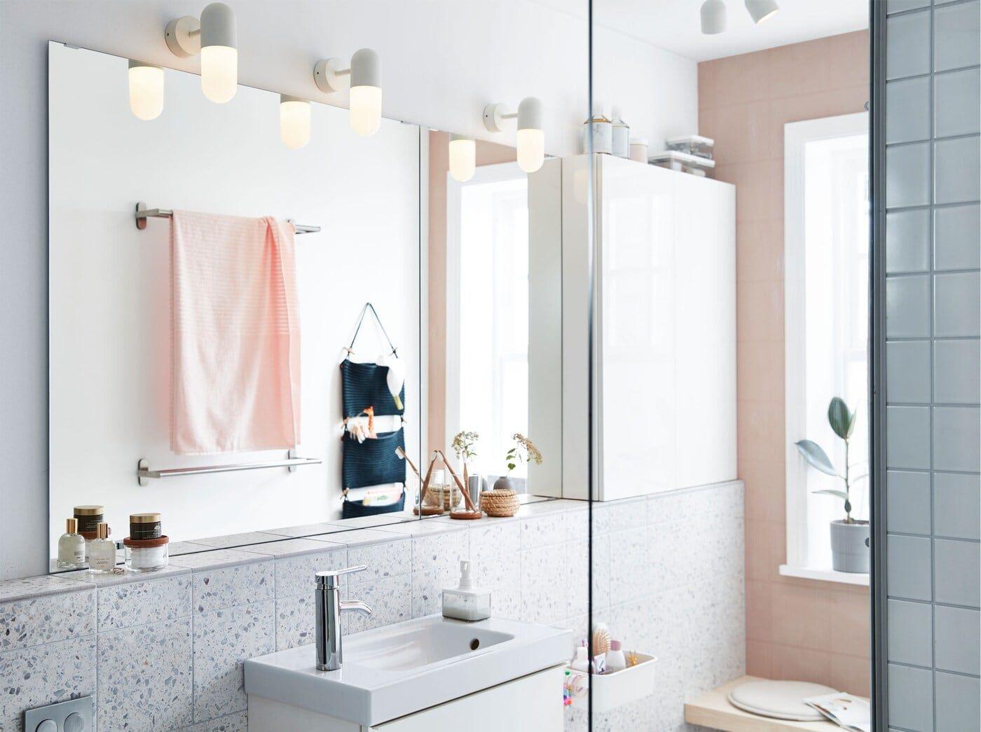 Badezimmer Ideen Inspirationen Badezimmer Licht Ikea Badezimmer Beleuchtung Ikea Badezimmer