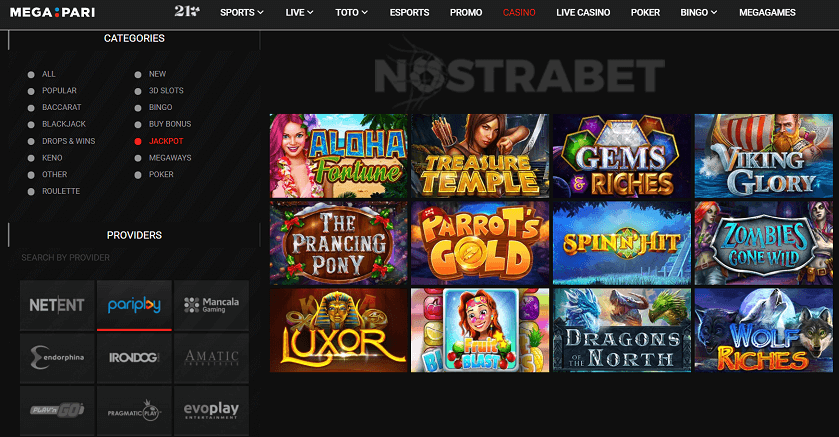 Don't miss our expert overview of MegaPari Casino👌🤑 👉Read the review: |  Casino, Casino poker, Casino slot games
