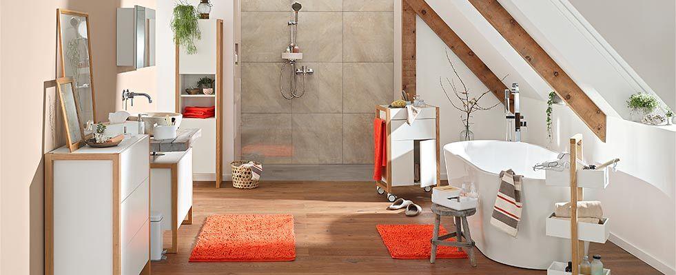Natürlich elegante Badmöbel und -Accessoires - bei Tchibo | Haus ...