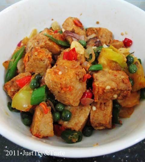 Resep Tumis Oncom Leunca A La My Mom Lauk Sayuran Tumis Resep Makanan