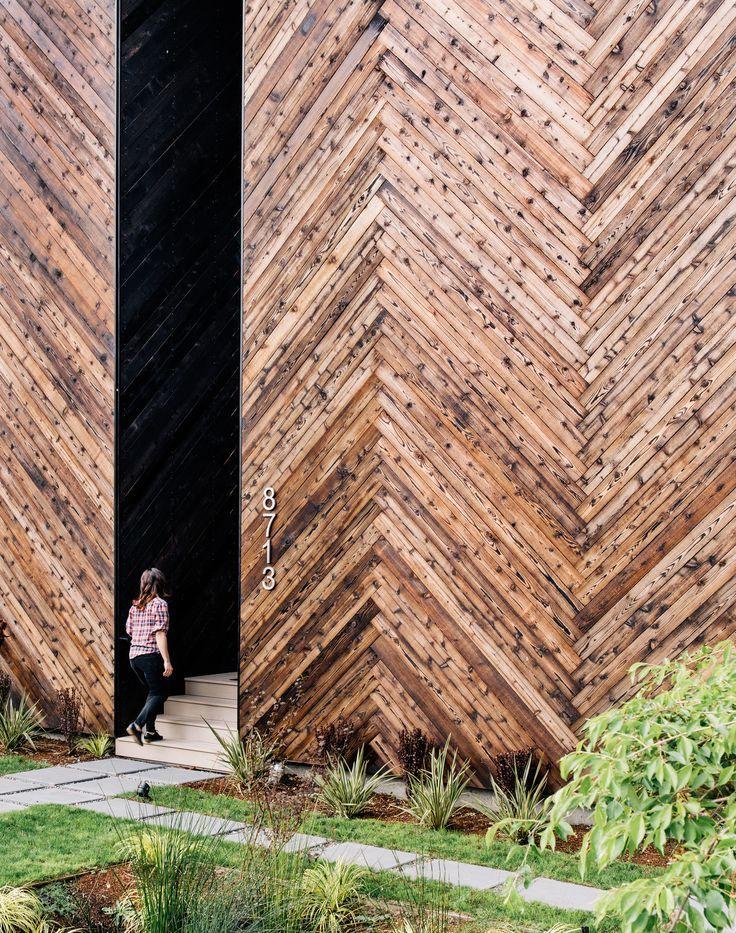 Photo of Passivhaus von Malboeuf Bowie Architektur – Energieeffizientes S.