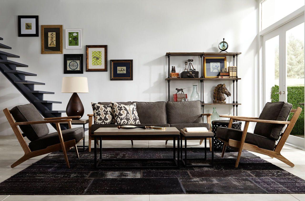 (http://www.zinhome.com/mid-century-modern-dark-green-upholstered-oak-club-chair/)