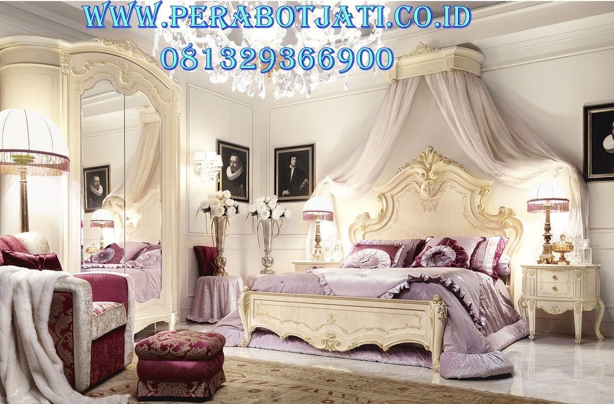 Model Kamar Tidur Klasik Modern  Jual Set Kamar Tidur Utama