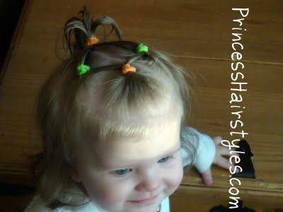 6 Easy Toddler Hairstyles | Baby mit haaren, Baby frisur ...
