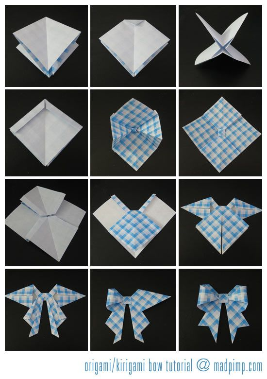 origami bow on pinterest origami tutorial origami ball