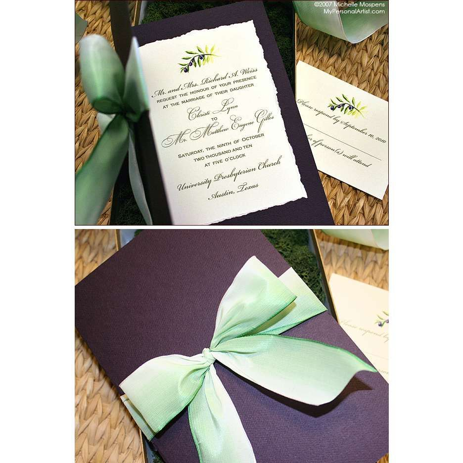 17 Best images about We Request the Pleasure of Your Company – Custom Wedding Invite