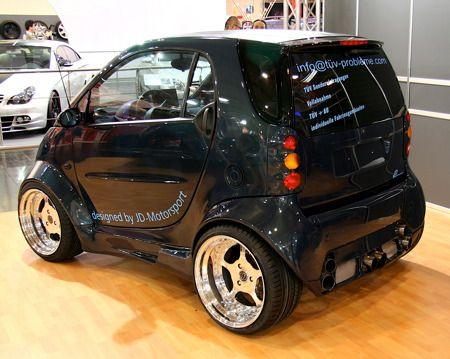 Smart Fortwo Wheels Benz Smart Smart Car Smart Fortwo