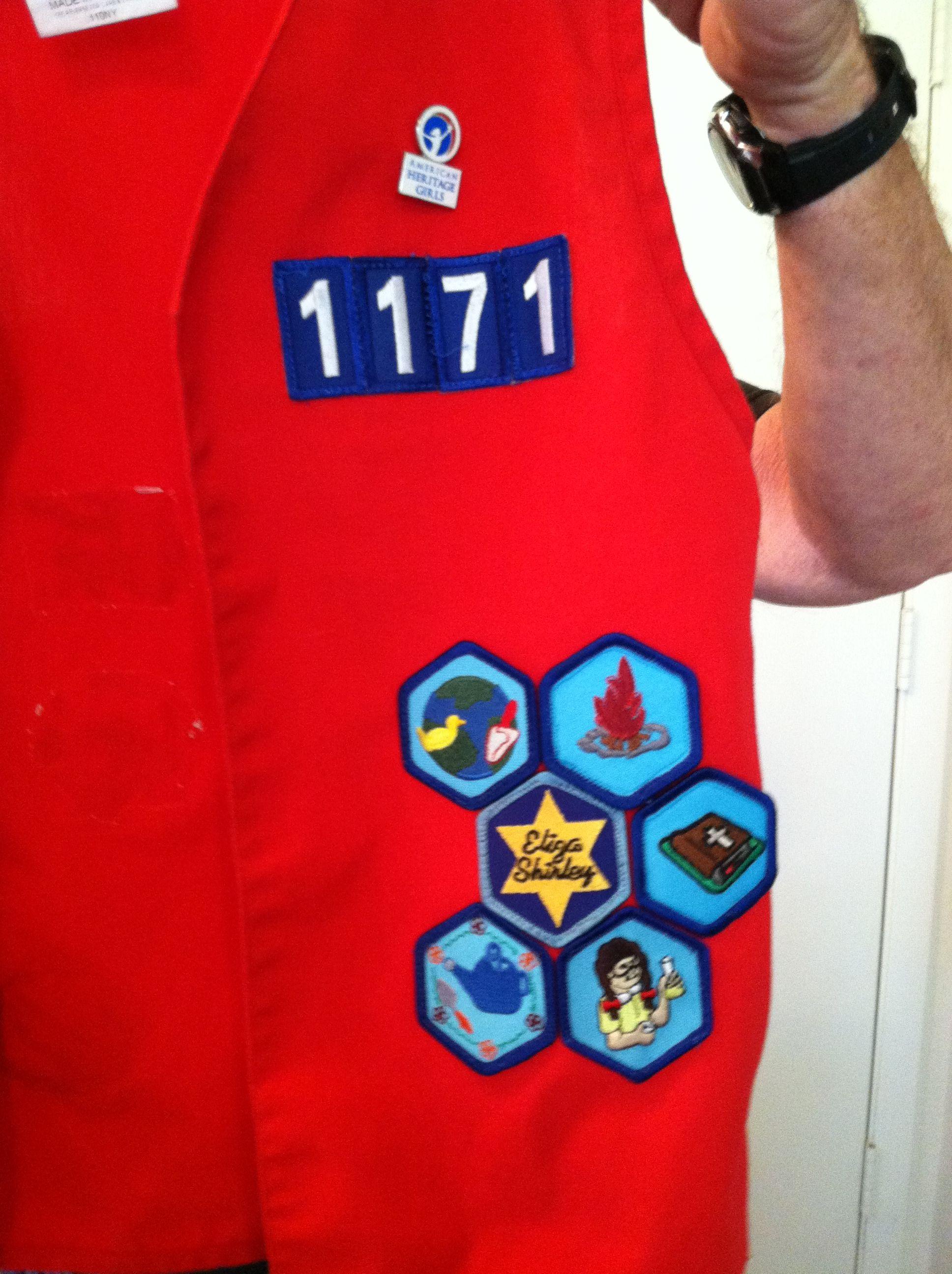 Eva S Tenderheart Badges