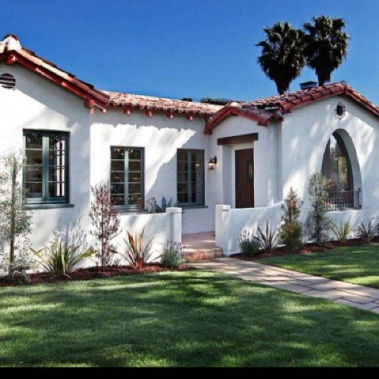 38 Awesome Spanish Style Exterior Paint Colors You Will Love