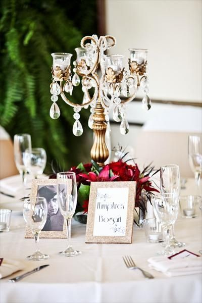 Old Hollywood inspired fine art wedding ideas with Vintage Button ...