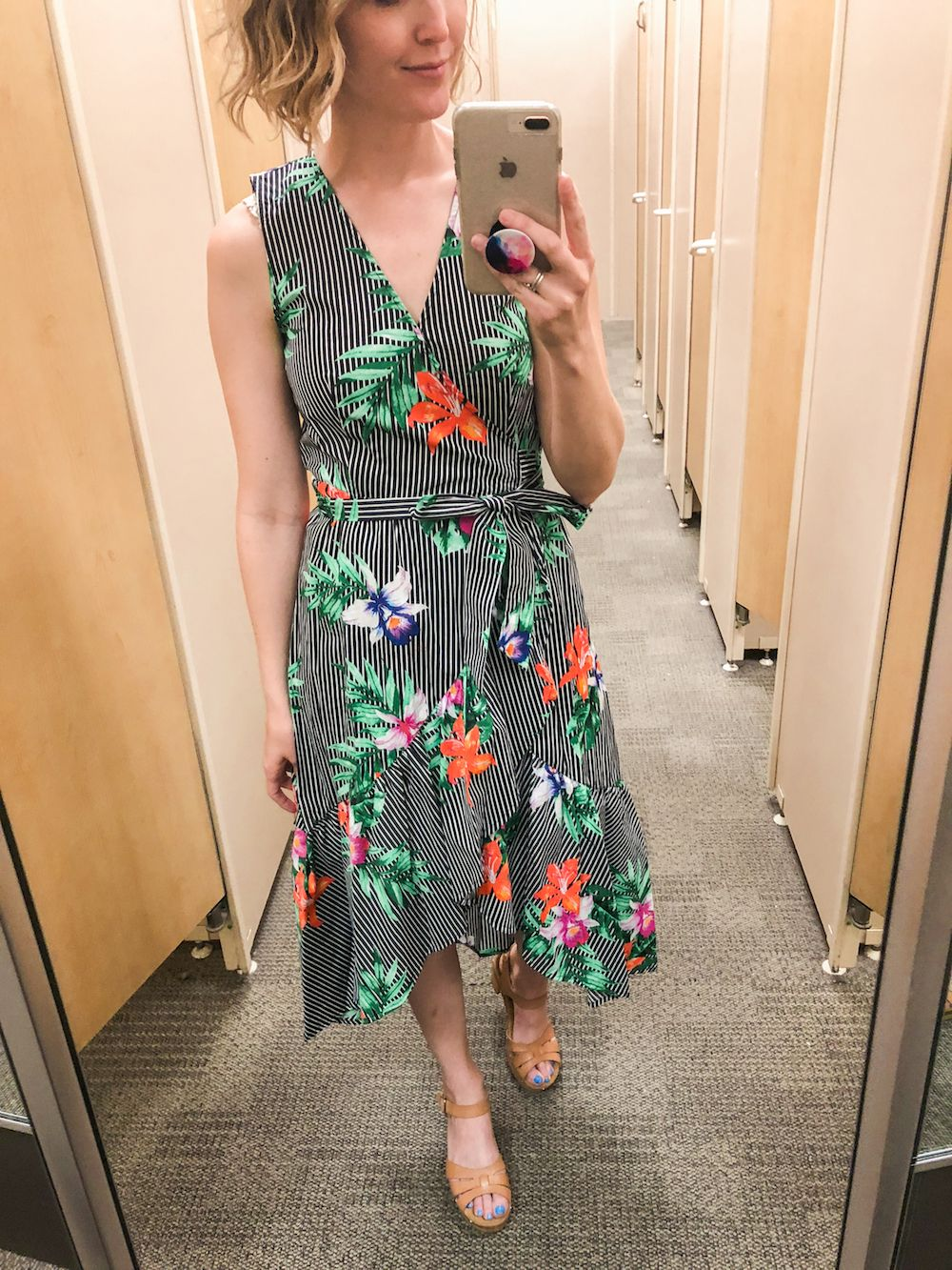 Affordable Summer Dress from Target Jesse Coulter