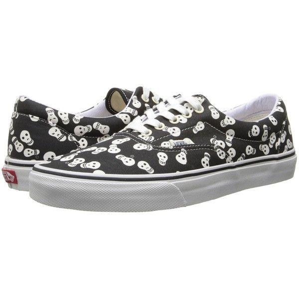 e4b40e9ef0 Vans Era Repeat Skull) Skate Shoes