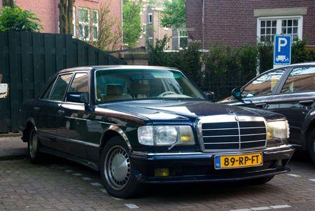 Merceeds-Benz 500SEL W126 Duchatelet Carat Cullinan