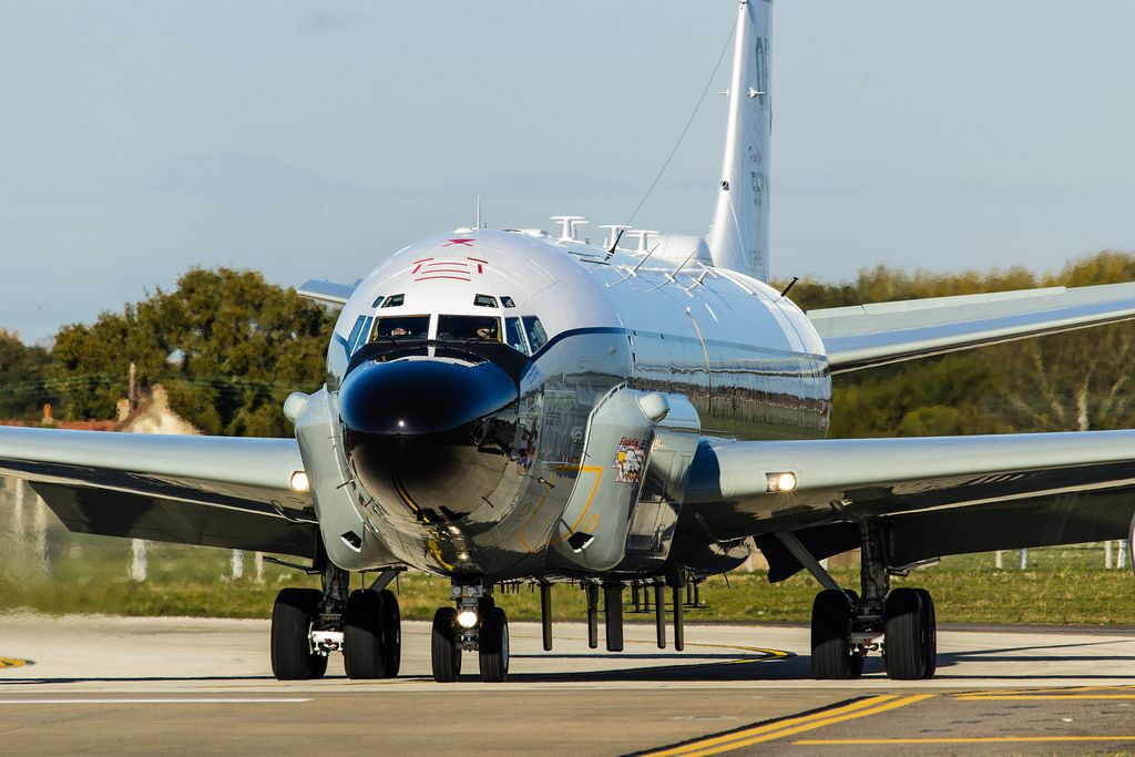 RC135 Aircraft Pinterest Aircraft, Aviation and Planes