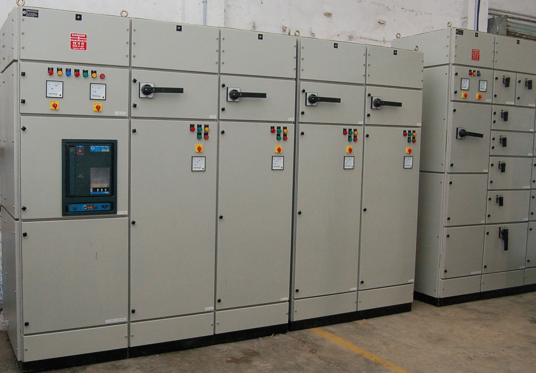 We are one of the most reliable Electrical Control Panel ...