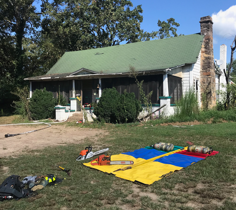 Sunday Morning Fire Destroys Interior of Spring Hill Home ...