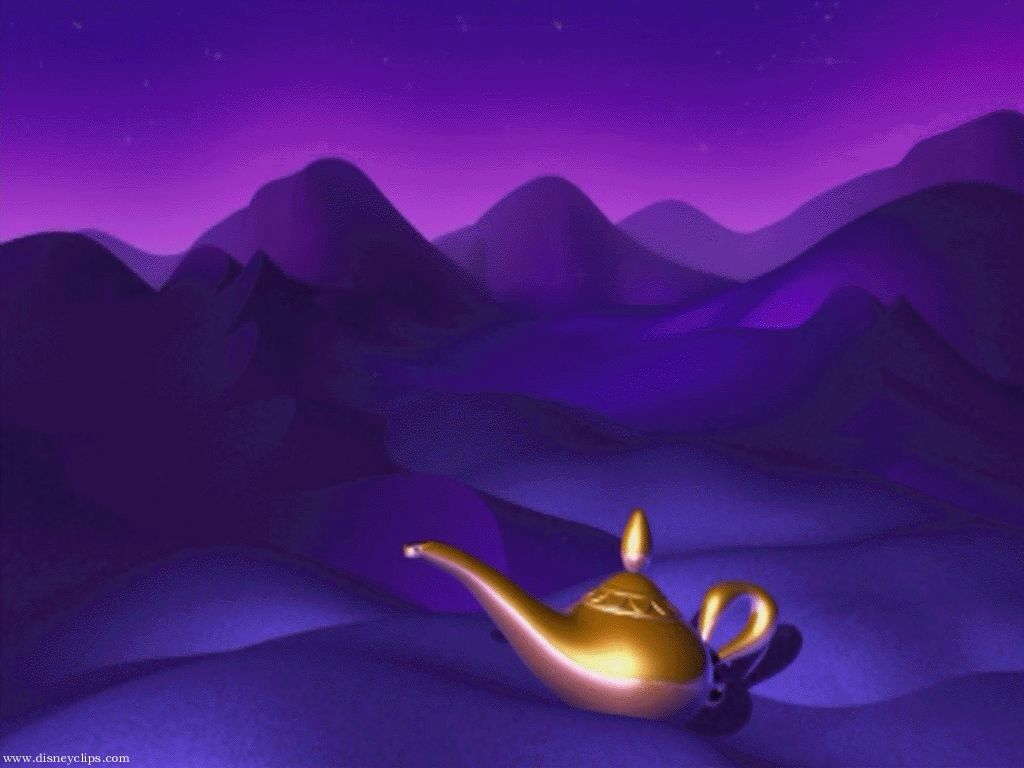 Aladdin Lamp Disney Wallpaper Disney Wallpapers Pinterest Aladdin Disney Wallpaper And