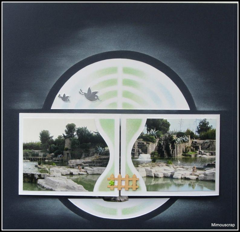 Jardin De Saint Adrien Le Scrap Europeen De Mimouscrap Les