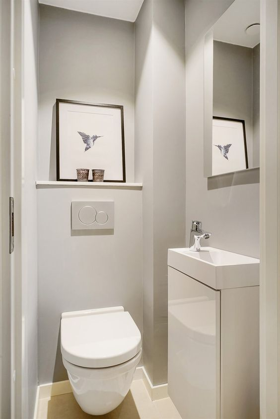 Come arredare un bagno piccolo 17 Idee favolose  Arredo Bagno Piccolo  Small Bathrooms
