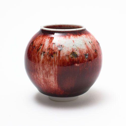 Contemporary Ceramics Centre - Mini Moon Jar - Adam Buick