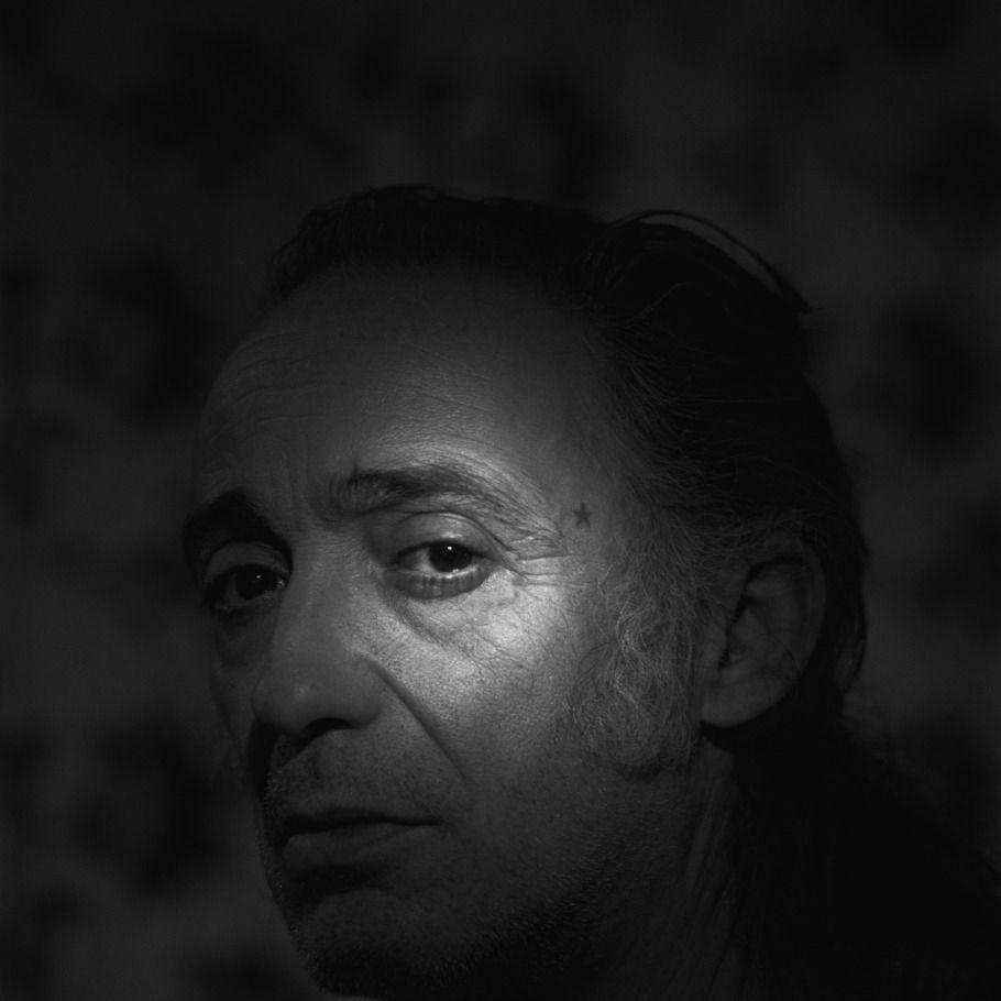 Alberto García Alix, Self portrait