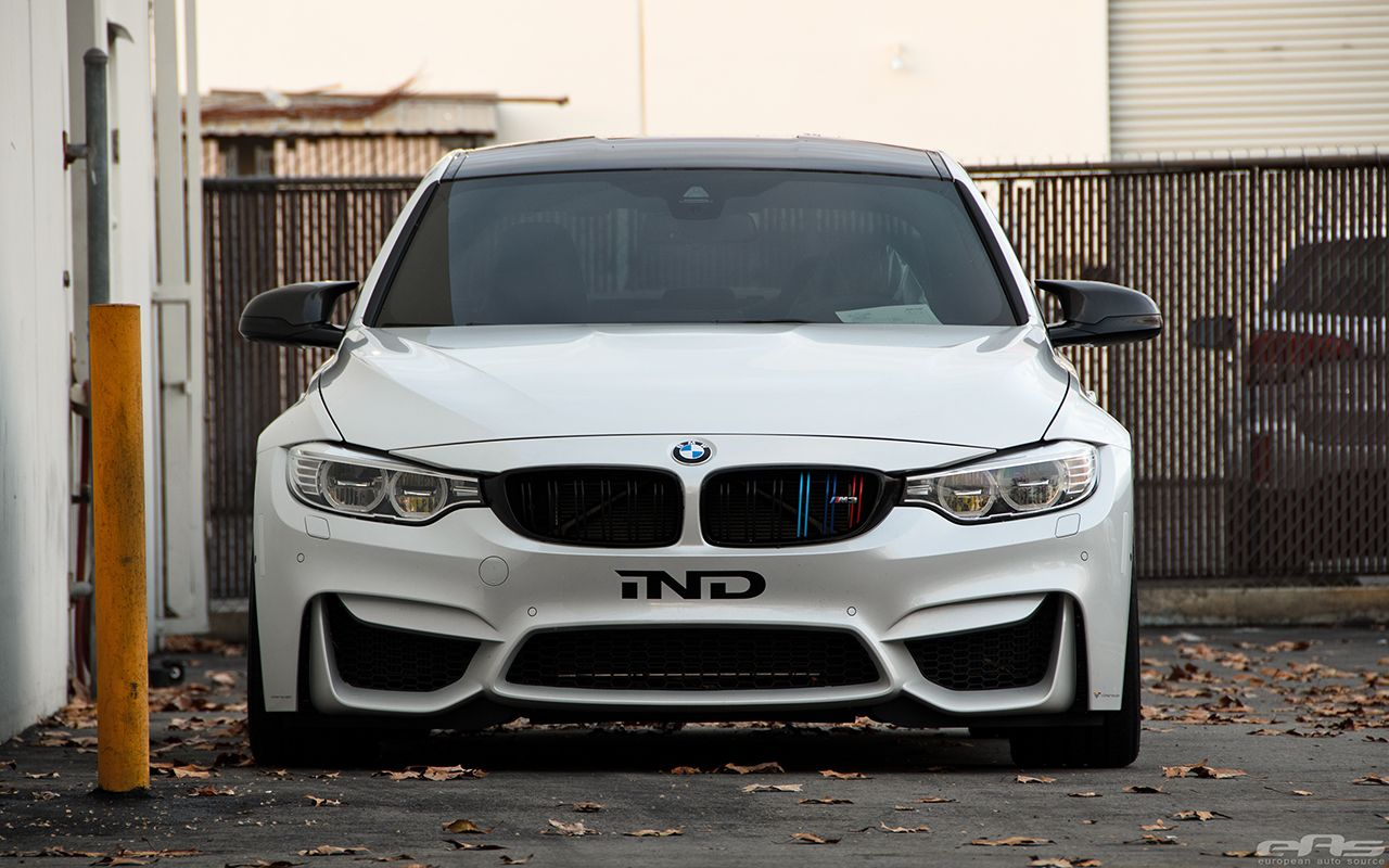 From Mild To Wild Mineral White Bmw F80 M3 By Eas With Images