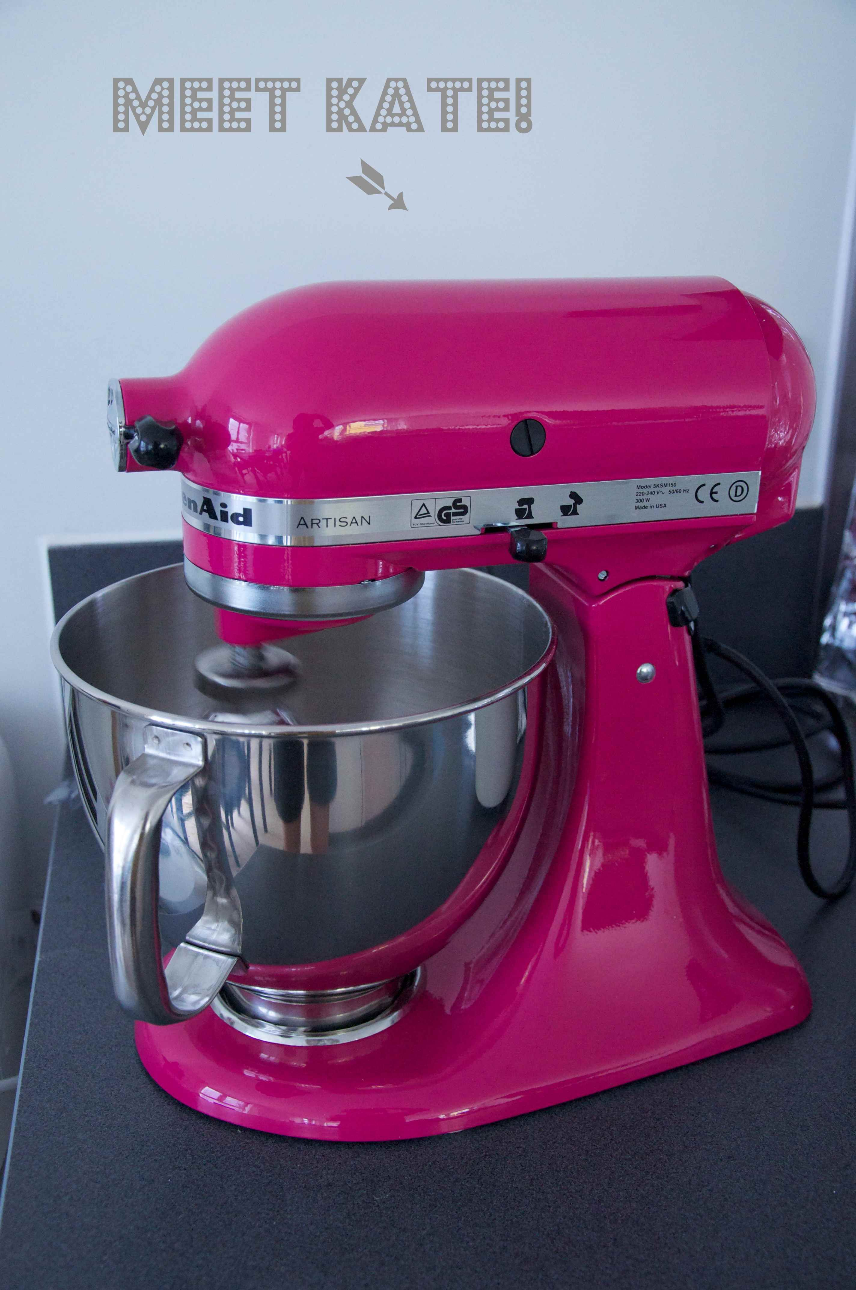 Hot Pink Cranberry Kitchenaid This Or The Mint Green One Is On My Christmas List
