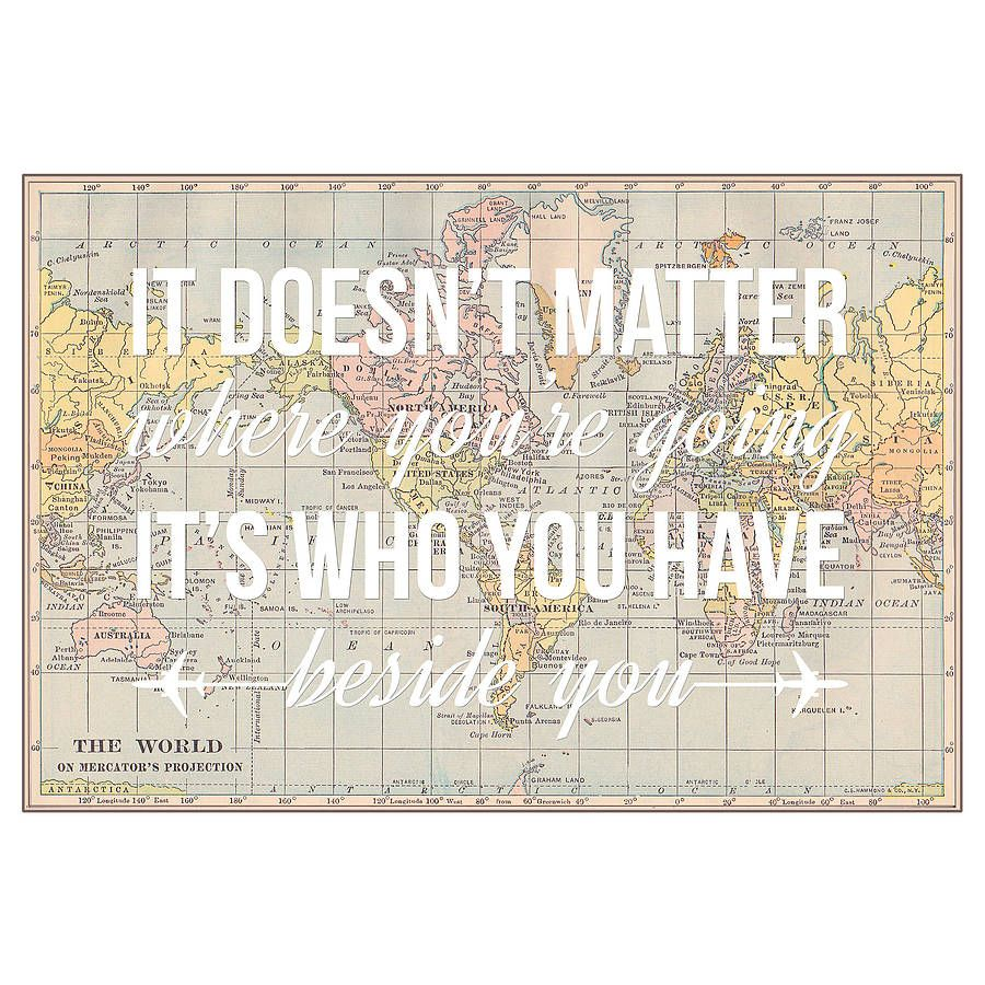 Originalvintage world map wanderlust quote printg 900900 pixels originalvintage world map wanderlust quote printg 900900 pixels gumiabroncs Image collections