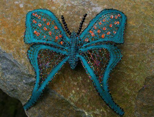 Patroon Vlinder nr. 1 2012
