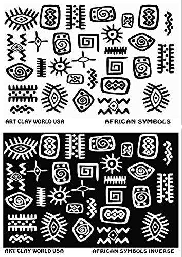 Robot Check African Symbols Marquesan Tattoos Symbol Design