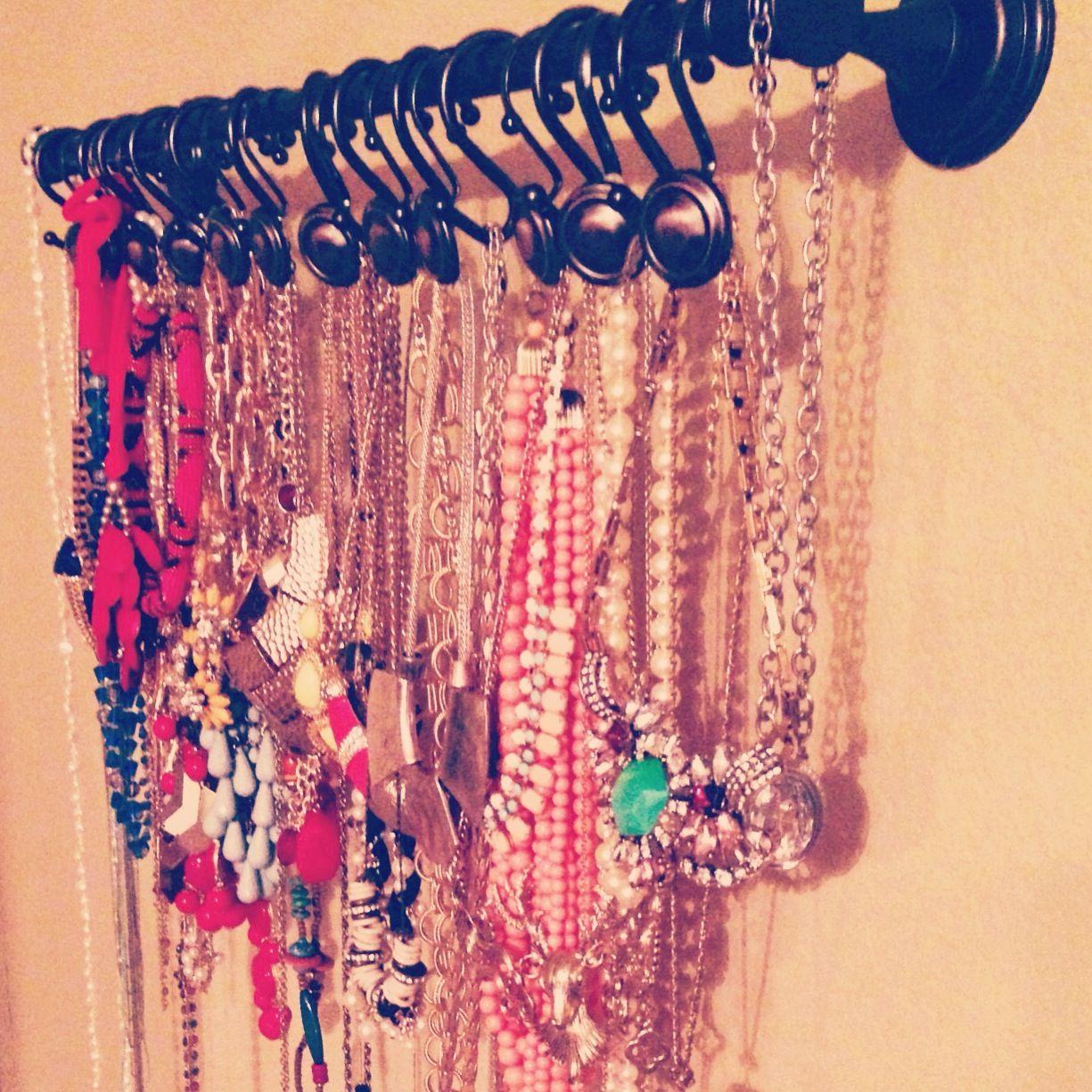 25 maneras de mantener tus joyas organizadas