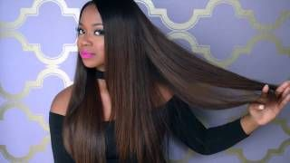 Summertime Brown Protective Style